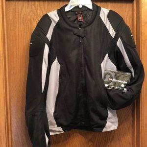 Men's Large Firstgear Mesh Tex Motorcycle Jacket